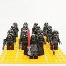 Star Wars Shadow Stormtrooper With Darth Vader Minifigure Blocks Fit Lego Star Wars Sets