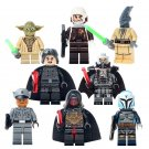 Star Wars Sith Lord Yoda Tobias Beckett Minifigures Fit Lego Minifigures Star Wars Series I