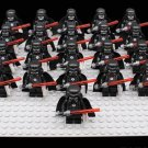 Custom 2018 Darth Vader Minifigures Trooper Star Wars Compatible Lego Minifigures
