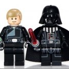 Star Wars Darth Vader Luke Skywalker Minifigures Jedi Knight  for Lego Minifigures