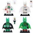 DC Super Hero Batman Movie Batman Suits Catwoman Minifigures Lego Compatible Boy's Toy