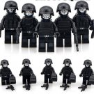 Call of Duty Army Ghost Squad SWAT Policemen Minifigures Lego SWAT Soldiers