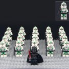 Imperial Clone Trooper Army Compatible Lego Star Wars Minifigures