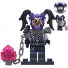 Ninjago Ultra Violet Minfigure Compatible Lego Ninjago Minifigures Gift Idea