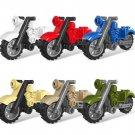 Custom Motorcyle Lego Sets Compatible Toy