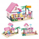 Girl Friends Villa Compatible Lego Popstar Villa