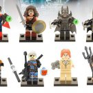 Super Hero Batman Wonder oman Minifigures Compatible Lego Super Hero