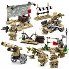 WW Soldiers American Special Trooper Army Battle Gear Compatible Lego