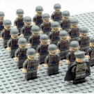 WW2 German Soldiers Amry Compatible Lego Minifigures