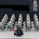 Darth Vader Mimban Stormtrooper Army Fit Lego Star Wars Minifigures