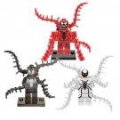DC Comics Symbiote Venom Anti Venom Minifigures Lego Super Hero Compatible