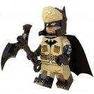 Custom Super Hero Red Son Batman Big Figure Compatible Lego