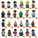 Custom Dragon Ball Z Minifigures Lego Compatible Son Goku Minifigures