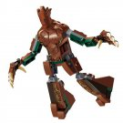 Guardians of Galaxy Big Groot Figure Compatible Lego