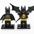 Custom Batman Movie Batman Minifigures Compatible Lego