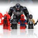 Marvel Venom Minifigures Big Figure Building Toy Lego Compatible