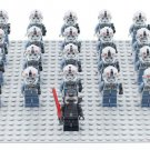 AT AT Pilot Minifigures Trooper Kylo Ren Compatible Lego Star Wars Minifigures