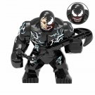 2018 Venom Big Figure Anchor Weapon Two Face Lego Venom Compatible Toy