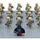 Star Wars Scarif Stormtrooper Army Compatible Lego Minifigures