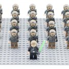 Custom Star Wars Rebel Trooper Soldiers Compatible Lego Death Star Plan Toy