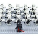 Star Wars First Order Flametrooper Army Minifigures Compatible Lego