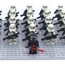 Custom Sand Stormtrooper Amry Compatible Lego Star Wars Minfigures Kylo Ren