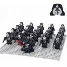 Custom Darth Sith Minifigures Trooper Compatible Lego Minifigures