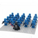 Star Wars Last Jedi Clone Trooper Army Darth Vader Minifigures Compatible Lego