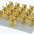 Custom Egyptian Museum Tomb Mummy Warriors Army Compatible Lego
