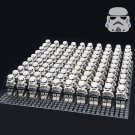 100pcs Star Wars Imperial Stormtrooper Amry Lego Minifigures Compatible Toy
