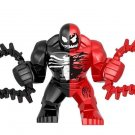 Custom Venom Carnage Spiderman Big Figure Compatible Lego