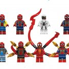 2019 Spiderman Carnade Anti-Venom Minifigures Compatible Lego Marvel Hero