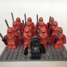 Star Wars Royal Guards Trooper Darth Vader Minifigure Compatible Lego