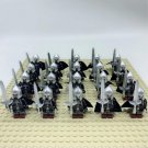 Lord of the Rings Gondor Soliders Army Compatible Lego Minifigures