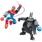 Marvel DC Super Hero Building Figure Compatible Lego Batman Spiderman Figures