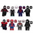 2019 Marvel Spiderman Into Spider Verse Minifigures Lego Compatible Best