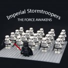 The Force Awaken Imperial Stormtroopers Star Wars Minifigures Compatible Lego