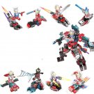 Custom 8in1 Universe Giant Ultraman Minifigures Compatible Lego