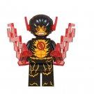 New DC Super Hero Black Reverse Flash Minifigure Compatible Lego