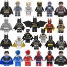 2019 Batman Movie Minifigures Compatible Lego DC Super Hero Batman