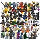 All Phantom Ninjago Minifigures Series 10 18 Compatible Lego Ninjago Sets