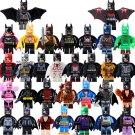 New Custom Super Hero Minifigures Batman Compatible Lego DC Sets