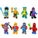2019 New He-Man Masters Minifigures Compatible Lego