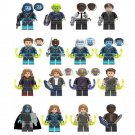 New Captain Marvel Minifigures Compatible Lego Marvel Captain Marvel