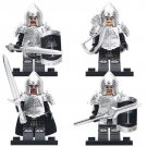Warfare Sward Archor Spearl Soldiers Compatible Lego Lord Of The Rings Army