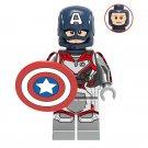 Marvel Captain of America Minifigure Marvel Super Hero Compatible Lego