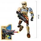 Star Wars Coastal Defender Stormtrooper Lego Comaptible Big Figure