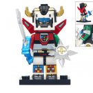 Custom Voltron Beast King Compatible Lego Beast King GoLion Robot