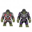 New Marvel Avengers Endgame Hulk Big Figure Compatible Lego