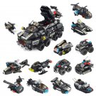 City SWAT Patrol Truck Compatible Lego SWAT Gear